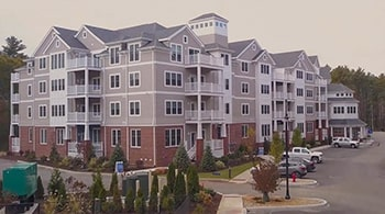Front Exterior Photograph of Water Pointe
